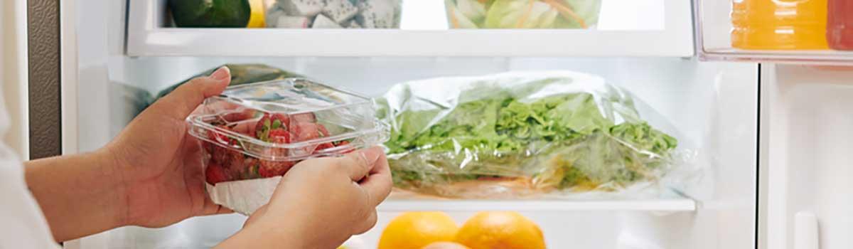 Kühlschrank und Kühlfach abtauen im Wohnmobil