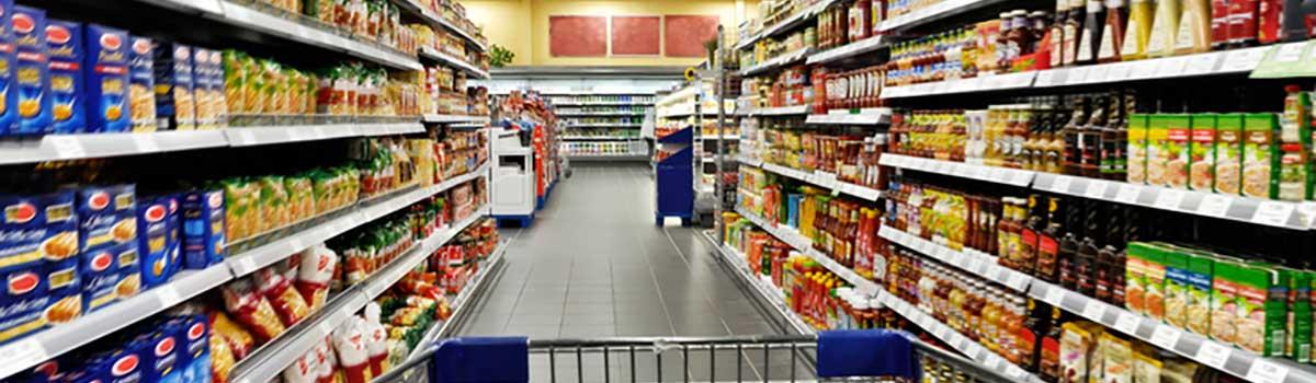 Lebensmittel aus Wohnmobil entfernen