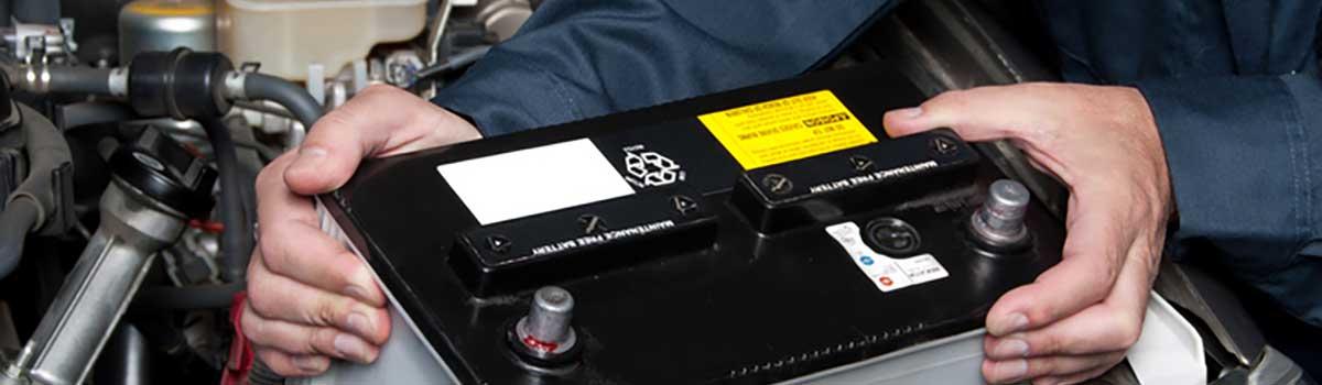 Wohnmobil Batterie abklemmen