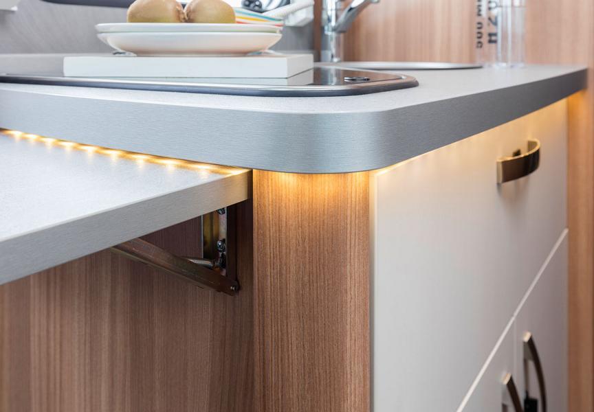 Peugeot Cara Compact Sonderedition Pepper - luxuriöses Wohnmobil- Bocholt