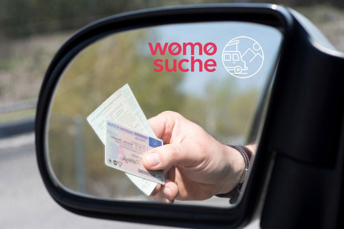Wohnmobil Führerschein in Deutschland (Bild: istockphoto, Stadtratte)