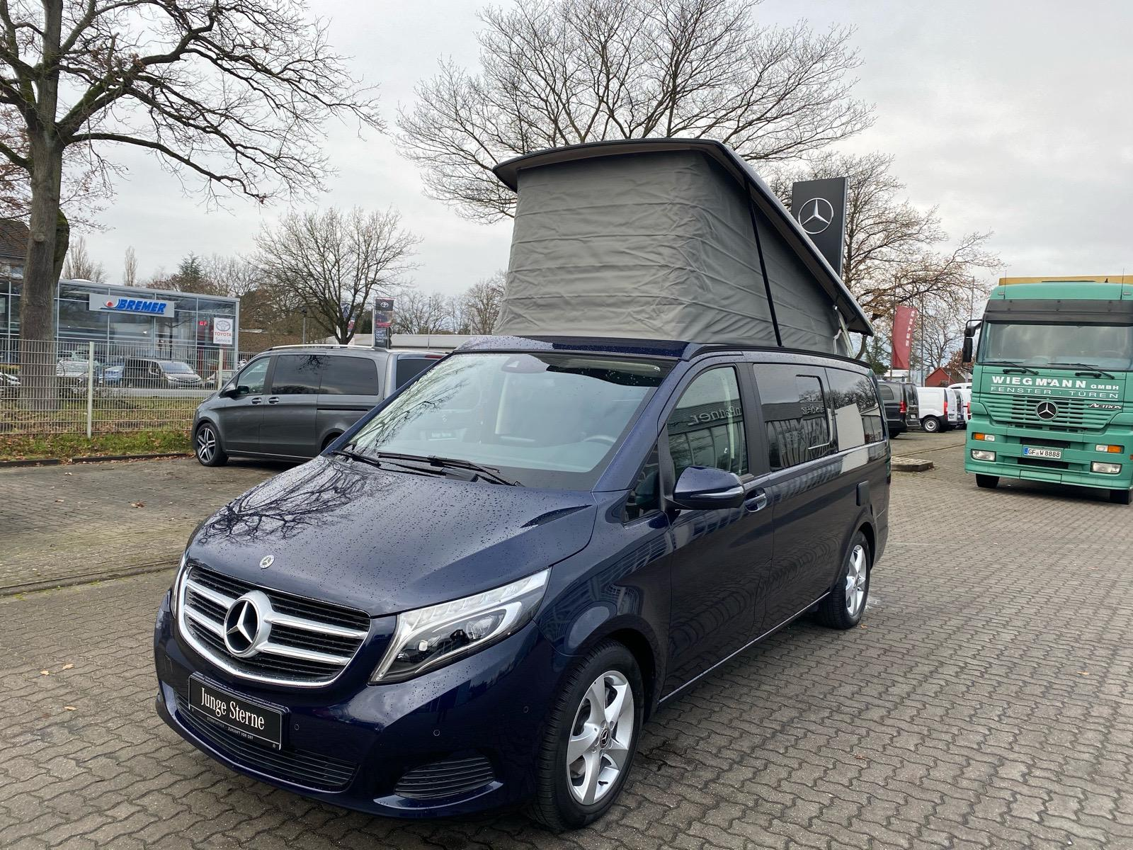 Mercedes V220d Marco Polo - Wohnmobil in Berlin