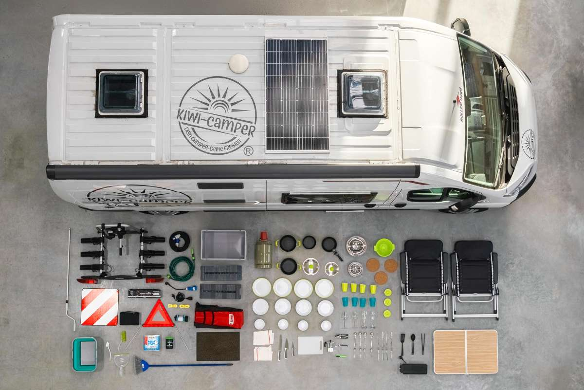 Roller Team Livingstone 2 - Hundefreundliches Wohnmobil in Kaufbeuren
