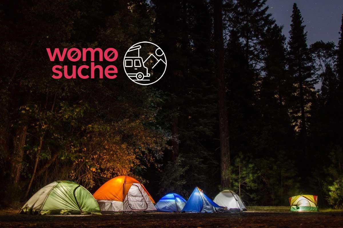 Wildcamping in Polen im Wald erlaubt