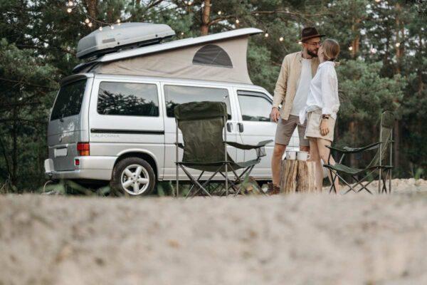 Campervan-Wohnmobilarten