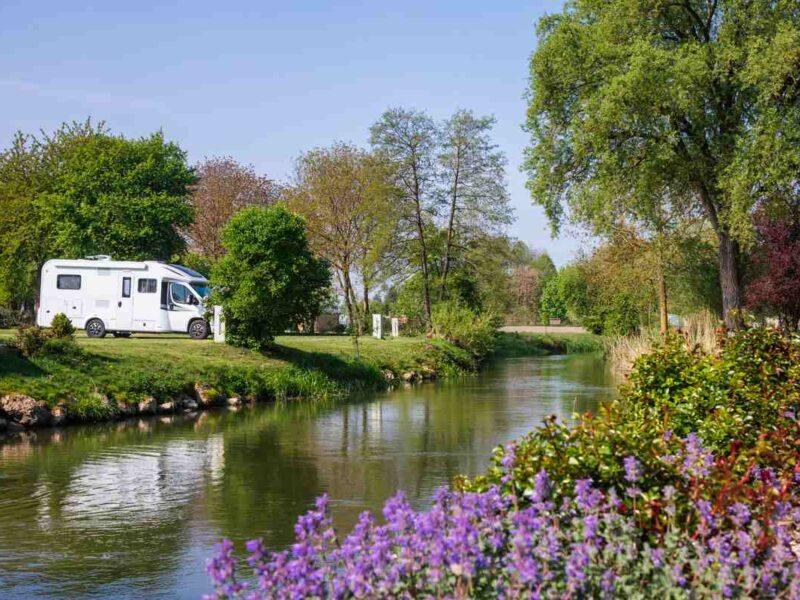 Wohnmobilreise-Camping-Nebensaison
